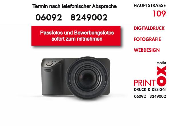 Passfotos Digitaldruck Offsetdruck Oder Xxl Druck Und